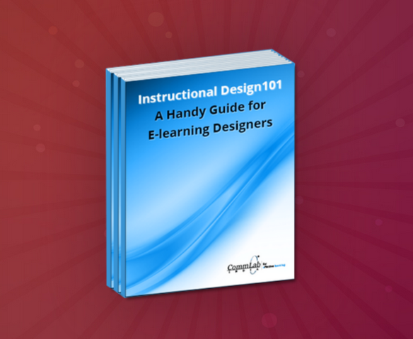 E-learning Instructional Design 101 - Free E-book