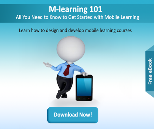 Mobile Learning 101 - Free E-book