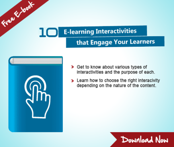 10 E-learning Interactivities that Engage Your Learners