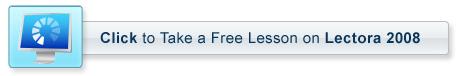 Free Lesson on Lectora 2008