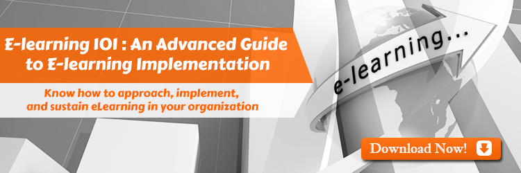 E-learning 101: An Advanced Guide to E-learning Implementation