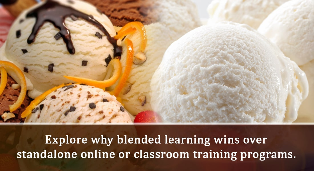 Blended Learning for Corporate Organizations: The 8-Fold Benefit!
