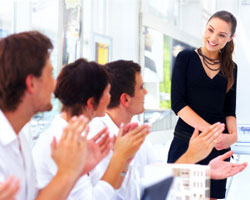 Importance of Positive Reinforcement at the workplace!