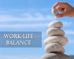 Balancing Work and Home Life!