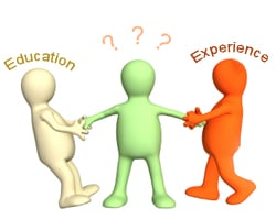 Requisites Of A Job Market - Education Or Experience