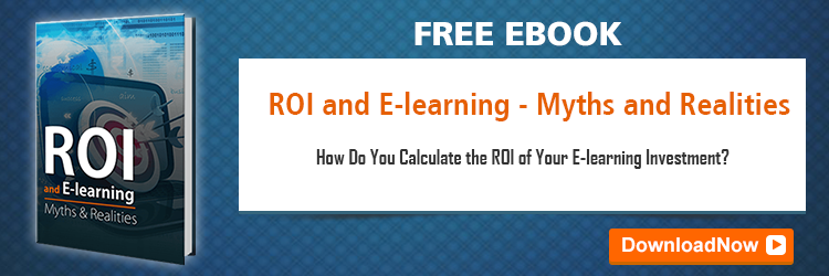 View E-book on ROI and E-learning - Myths and Realities