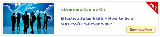 View eLearning Course on Effective Sales Skills: How to be Successful Person