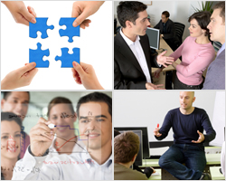 Organizing Training for Different Learners