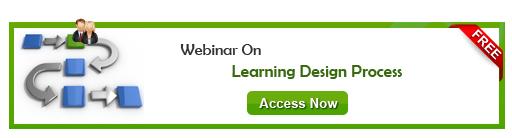 View Webinar On Learning Design Process - Free Webinar