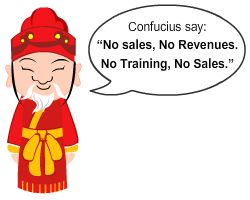Why Sales Training...