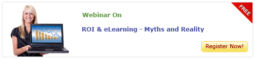 View Webinar On ROI & eLearning - Myths and Reality