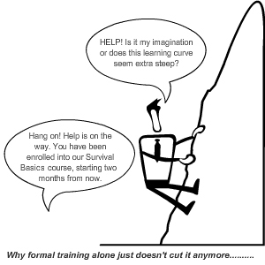 The Changing Paradigm in Learning