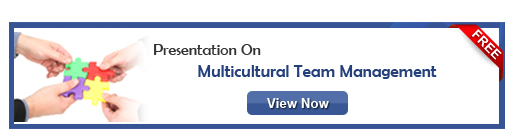 View Presentation On Multicultural Team Management