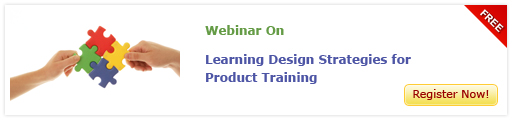View Webinar On Learning Design Strategies for Product Training