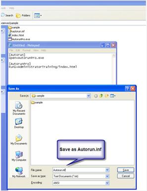 Autorun in windows 7