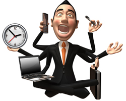 Factors Leading to Bad Time Management