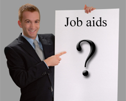 Why Use Job Aids in Training?