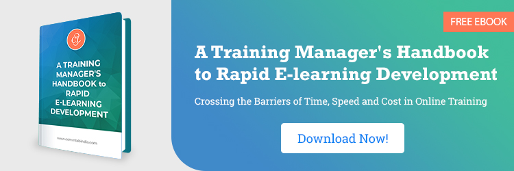 5 Reasons to opt for Rapid eLearning Development