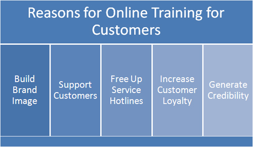 5 Reasons Why You Should Consider Online Training for Customers