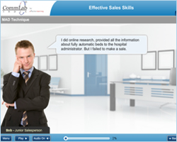Scenario-Based Learning for Effective Selling
