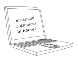 E-learning: When to Outsource and When to Develop In-House?