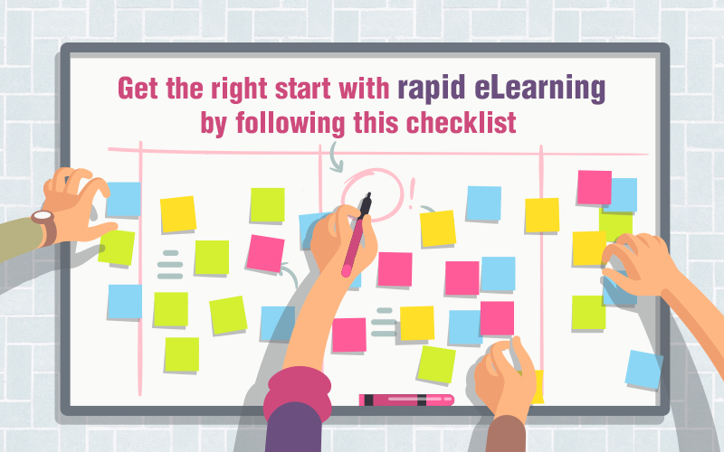 Rapid eLearning: 5 Preparation Steps to Get Started