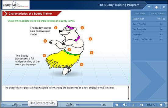buddy training program