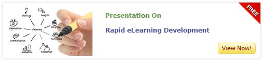 View Presentation on Rapid eLearning Development