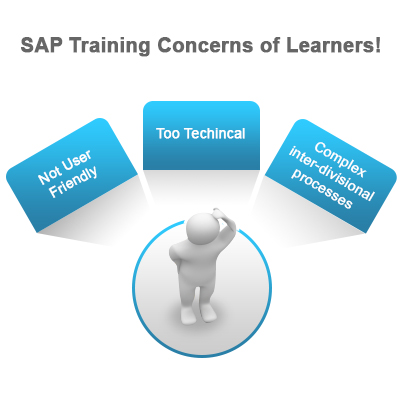 SAP training concerns of learners