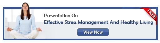 View Presentation on effective stress management