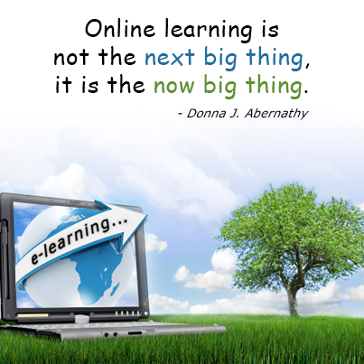 How 'Green' is Elearning?