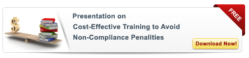 View Presentation on Cost-Effective Training to Avoid Non-Compliance Penalties-Free Presentation