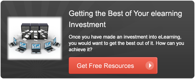 View Resources on Getting the Best of your eLearning Investment