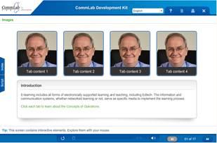 Screenshot Showing Image