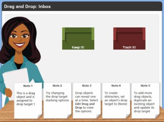Inbox Drag and Drop