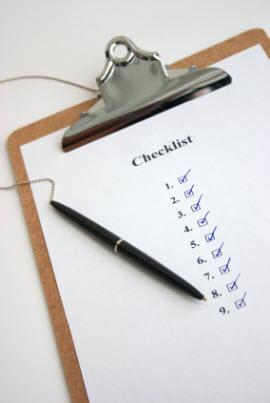 Checklist For New Employee Induction Program-Free Presentation
