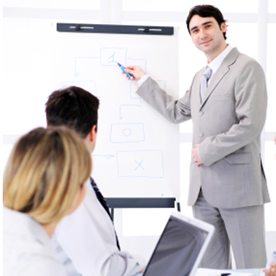 Types of Presentation Patterns in E-Learning