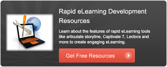 View Resources on Rapid E-learning Development