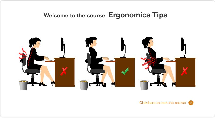 Safety Training Ergonomics
