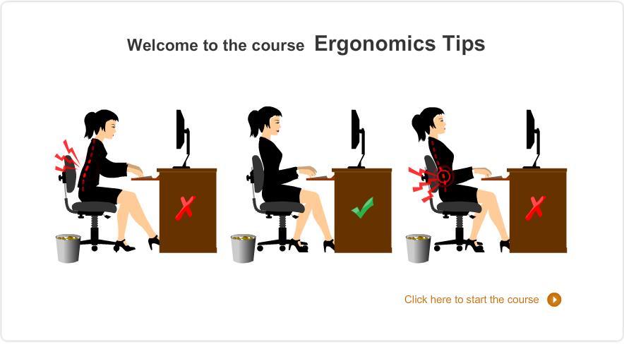 Safety Training Ergonomics