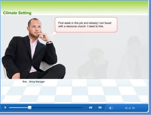 Scenario Based eLearning