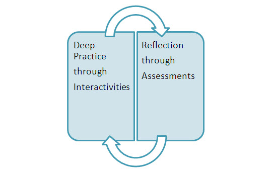 Deep Practice Reflection eLearning