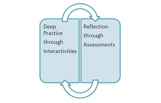 Deep Practice Reflection eLearning