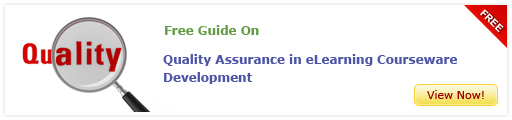 View Free Guide On Quality Assurance in eLearning Courseware Development