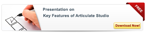 View Presentation on Key Features of Articulate Studio