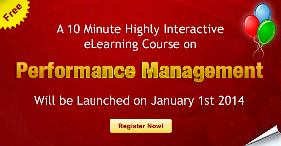 Register Now for the eLearning Course on Performance Management