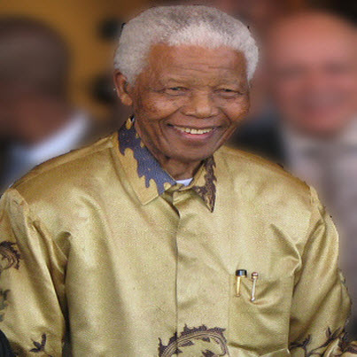 Learning to Love from Nelson Mandela (RIP)