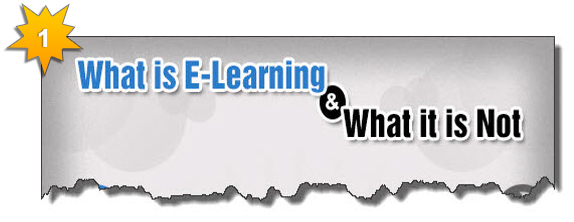 What is eLearning and What it is not?