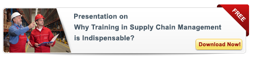 View Presentation on Why Training in Supply Chain Management is Indispensible?