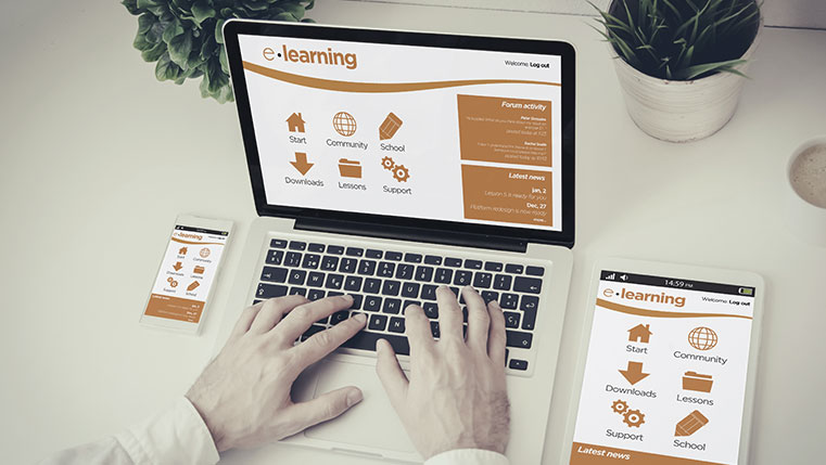 Publish eLearning Courses to Multiple Languages on Multiple Devices
